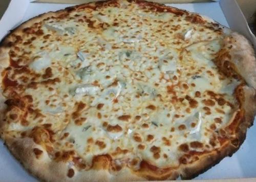 Les Pizzas
